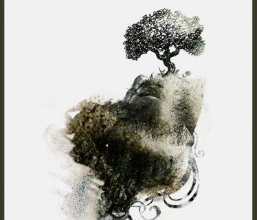 Ilustración Madre naturaleza – May Ray