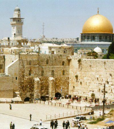 ¿Jerusalén?