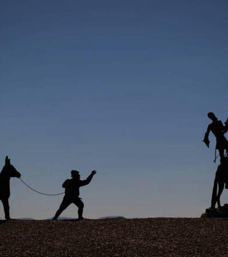 "Aprendizaje del idealismo. ""La ruta de don Quijote"", de Azorín"