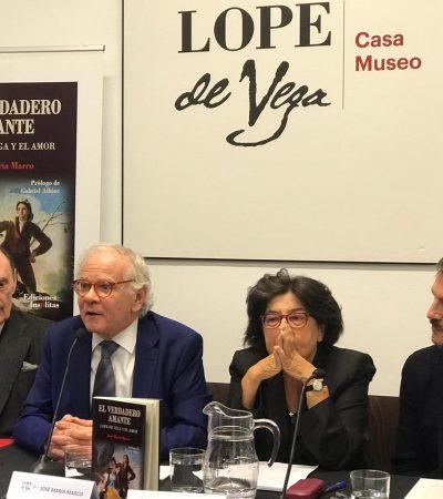 Lope de Vega y el amor. Por Pedro Víllora